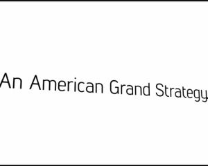 The Grand Strategy Project