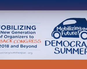 Democracy Summer 2018 Launch