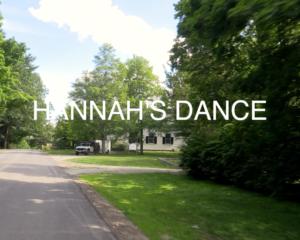 Hannah's Dance